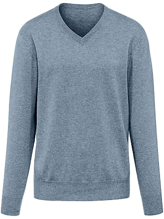 e81f1f7e9f3 Blue V-Neck Jumpers: 61 Products & up to −75%   Stylight