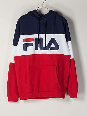 Fila FELPA NIGHT BLOCKED UOMO