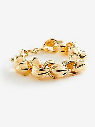 ANN TAYLOR Braided Metal Bracelet