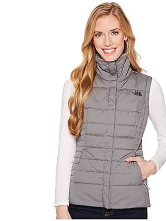 f425a7bd74d6 The North Face Harway Vest (TNF Medium Grey Heather) Womens Vest