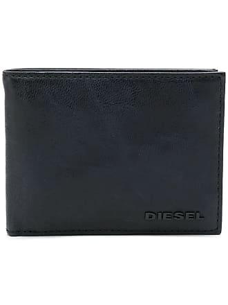 Diesel Portafoglio bi-fold - Di Colore Nero 3188d4f6c017