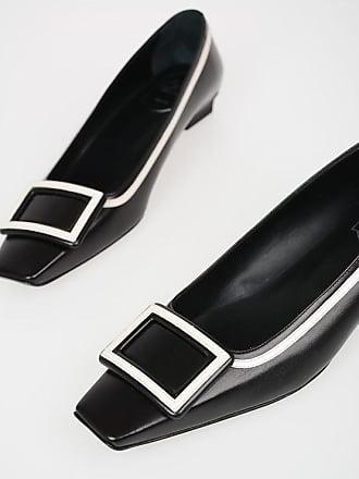 Roger Vivier Leather Ballet Flats size 39,5