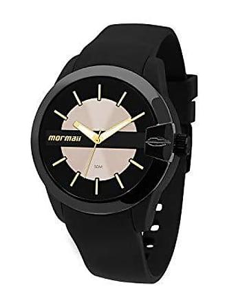 Mormaii Relógio Feminino Mormaii MO2035AO/8P - Preto