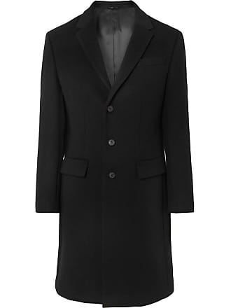 Joseph London Wool-blend Coat - Black