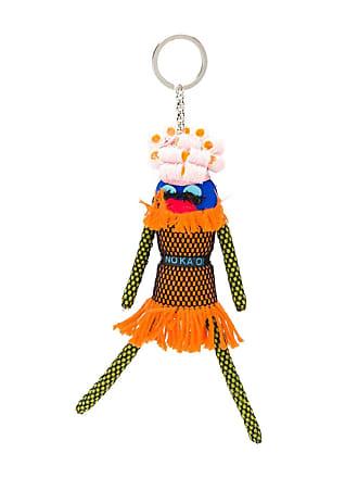 No Ka'Oi monster keyring - Orange