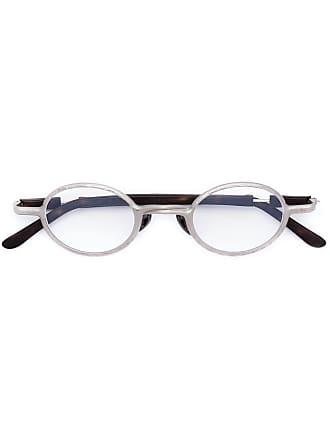 Kuboraum Armação de óculos redonda - Cinza