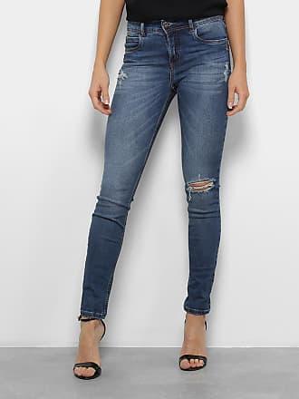 4d5638474 Colcci Calça Jeans Skinny Colcci Fátima Cintura Média Feminina - Feminino