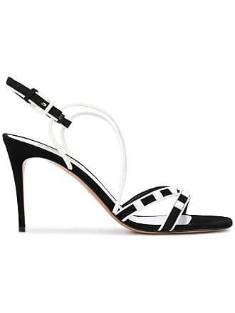 7355fa5cd0d5 Valentino VLTN Valentino Garavani Free Rockstud sandals - Black