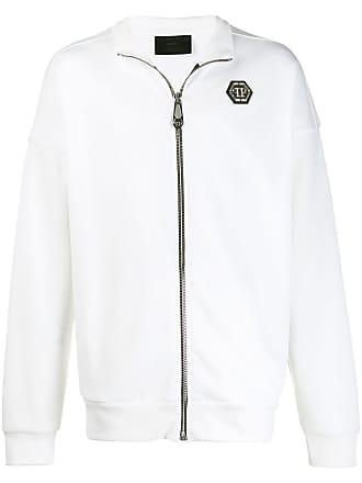 Philipp Plein Statement track jacket - White