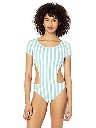 b308a28a4 Eidon Womens Sophie Short Sleeve Monokini One Piece Swimsuit