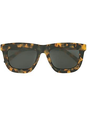 Karen Walker Óculos de sol quadrado - Marrom