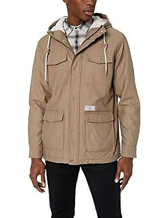 Rip Curl Mens Patrol Jacket, Khaki L