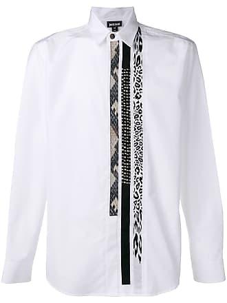 Just Cavalli Camisa mangas longas - Branco