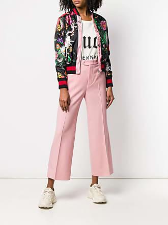 Pantalones Gucci Para Mujer En Rosa Stylight