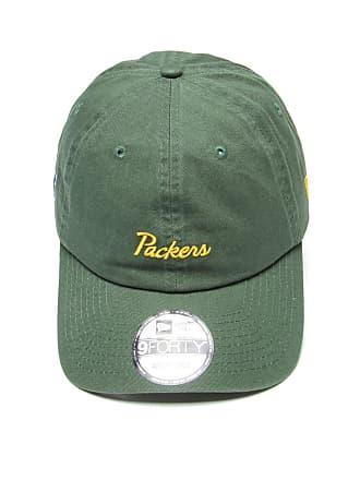 New Era Boné New Era Strapback Green Nay Packers Verde