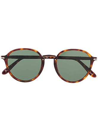 89f37af6a452 Persol round frame sunglasses - Brown