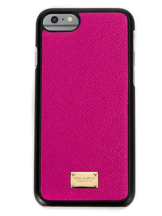 Dolce & Gabbana Capa para iPhone 7 - Rosa