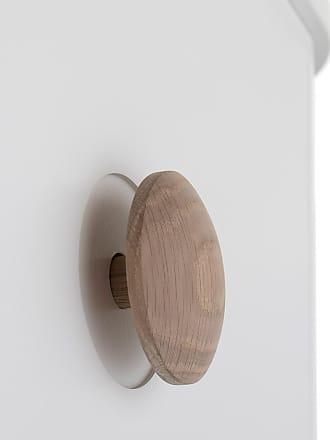 Oliver Furniture Byrå wood 6 lådor läder vit/ ek, oliver furniture