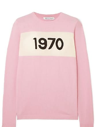 Bella Freud 1970 Cashmere Sweater - Pink