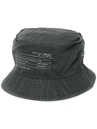 C2H4 Workwear bucket hat - Cinza