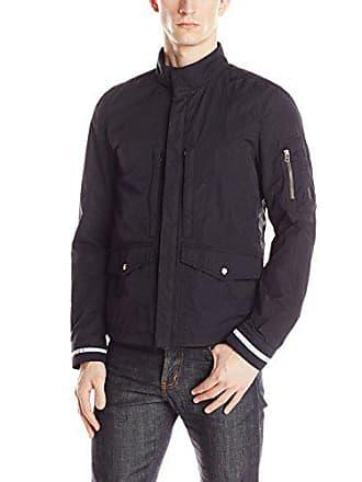 b1f080ef7 Spiewak Mens Police Field Jacket with Hi Vis Hits, Caviar, XX-Large