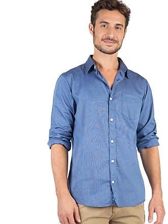 Taco Camisa Lisa Azul Marinho Azul Marinho/GGG