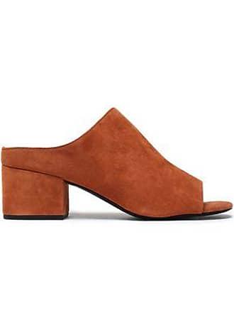 4d1c23b7ce63 3.1 Phillip Lim 3.1 Phillip Lim Woman Suede Sandals Tan Size 38.5