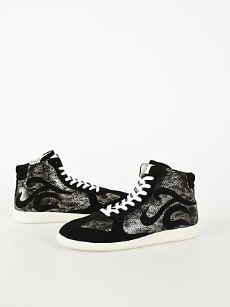 Just Cavalli Snake Printed High Sneakers size 45