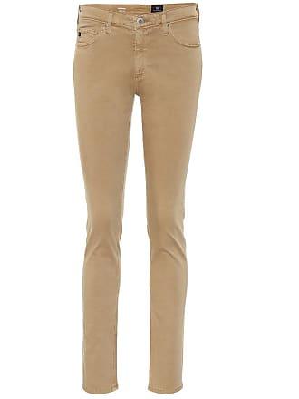 AG - Adriano Goldschmied The Prima mid-rise cigarette jeans