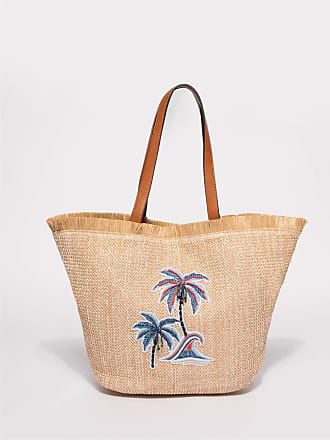 4f91b7cebecd Colette by Colette Hayman Natural Cassidy Straw Beach Bag