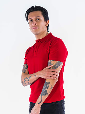 Perform Collection Performance Polo - Red