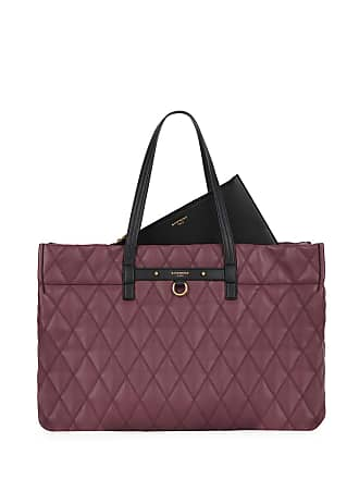 ba438d6f22 Givenchy Duo Shopper East-West Losange Rubberized Canvas Tote Bag