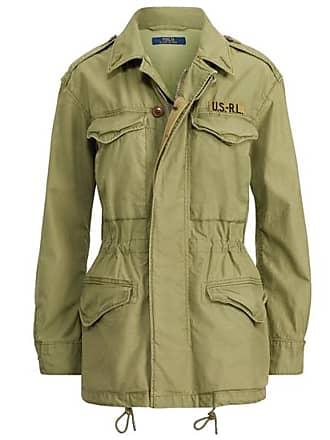 promo code 33ce1 61171 Polo Ralph Lauren Military cotton jacket
