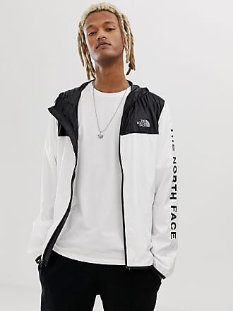 The North Face Novelty Cyclone 2.0 jacket in white - White