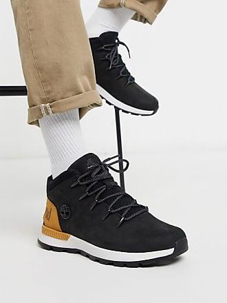 Timberland sprint trekker boots in black