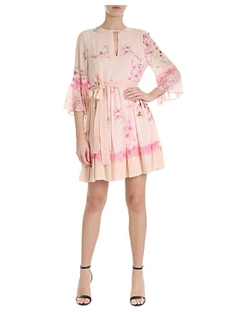 Twin-Set Powder pink floral dress