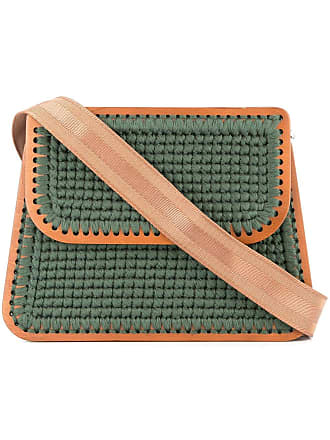 0711 large monaco purse - Green