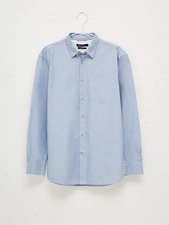 French Connection End On End Loose Collared Shirt