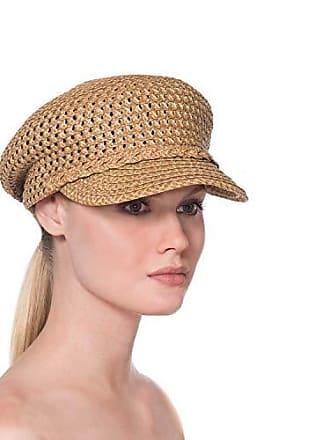 99f641bcae6 Eric Javits Luxury Womens Designer Headwear Hat - Capitan - Natural