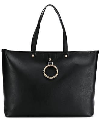 Versace Jeans Couture Bolsa tote média - Preto