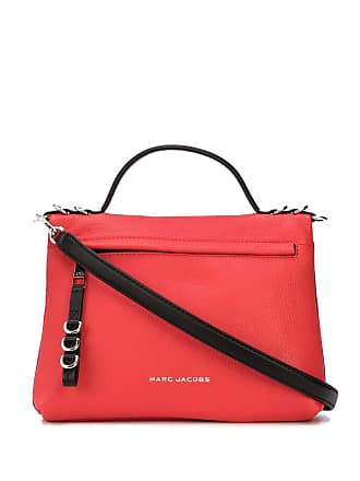 Marc Jacobs Bolsa tiracolo The Two Fold - Vermelho