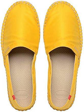 276ec5a875ade8 Havaianas Espadrilles Man Frau Origine II Yellow Yolk