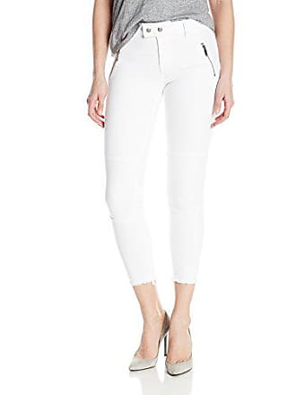 DL1961 Womens The Florence Instasculpt Skinny Cropped Jean, Illusion, 32