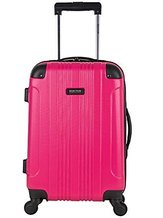 Kenneth Cole Reaction Kenneth Cole Reaction Out Of Bounds 20-Inch Carry-On Lightweight Durable Hardshell 4-Wheel Spinner Cabin Size Luggage