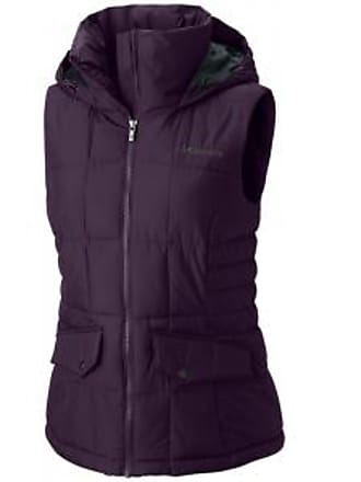 Columbia Womens Lone Creek Hooded Insulated Vest