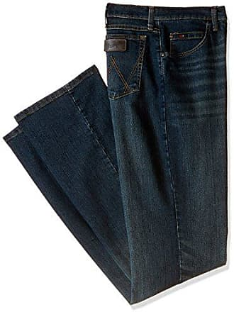 Wrangler Mens Size Tall 20X Competition Slim Fit Root Beer Jean, 30x38
