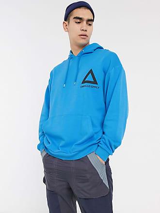 Hoodies Hommes en Bleu par Asos | Stylight