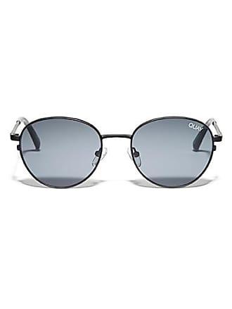 Quay Eyeware Crazy Love round sunglasses