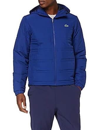 ec8f842492b0 Lacoste Sport BH8843 Blouson, Bleu (Ocean/Marine Bnb), Small (Taille