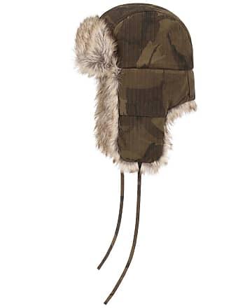 77b1a2b5373 Stetson Waxed Cotton Camouflage Aviator Hat by Stetson Aviator hats